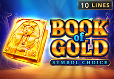 Book of Gold: Symbol Choice Slot (Playson) slot (Playson)